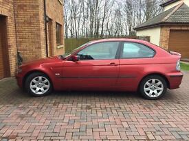 Much loved BMW (auto)