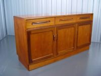Vintage G Plan Teak Sideboard Retro Mid Century Furniture