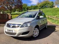 ** 2010 Vauxhall Zafira 1.6 Life ** Only 60k! ** 7 Seats ** Parking Sensors **