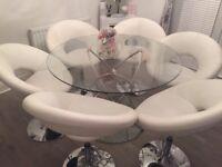 Retro swivel pod Chairs/Dining Room/Multipurpose Chairs