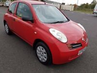 NISSAN MICRA 1.2 3dr