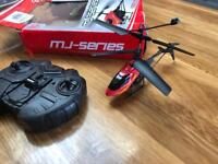 My-series helicopter with gyro remote control brand new