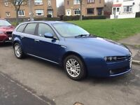 Alfa Romeo 159 SPORTWAGON 1.8 MPI Just serviced