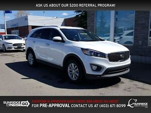 2017 Kia Sorento 2.4L LX, AWD, BLUEOOTH, HEATED SEATS, CRUISE