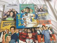 Scrubs complete season 1, 2, 3, 4, 5, 6, 7