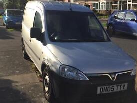 Vauxhall Combo 1700 CDTI 16v