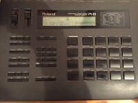 Roland R8 Human Rhythm Composer Drum Machine