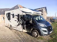 Luxury 4 Berth Chausson Welcome 628EB in New condition
