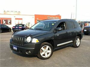 2010 Jeep Compass NORTH**4X4**BLUETOOTH**REMOTE START**