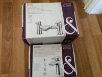 Ricci Cooke and Lewis bathroom taps