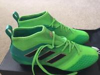 Adidas Ace 17.1 Primeknit FG football boots size 7