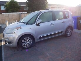 Citroen C3 Picasso 1.6 HDI PANORAMIC ROOF, DIESEL, SWAP ~~~TEXT ONLY PLS~~~
