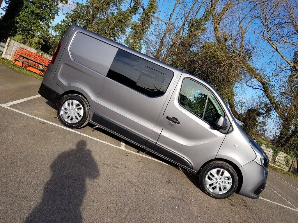 2018 68 New Renault Trafic Sport Campervan new Conversion like Vivaro VW T5  | in Newark, Nottinghamshire | Gumtree