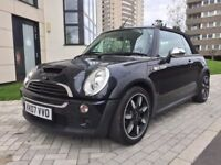 2007│MINI Convertible 1.6 Cooper S Sidewalk 2dr│Service History│Hpi Clear│MOT Till March 2018