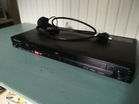 Pioneer dvd player (dv-600av)