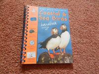 New Coastal and Sea Birds Handbook