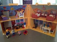 Playmobile house