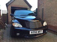 Chrysler PT Cruiser Cabriolet convertable Black ** B E A U T Y **