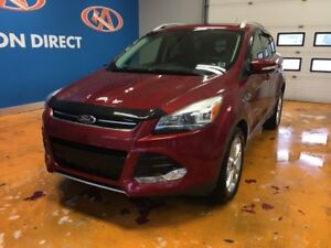 2015 Ford Escape Titanium NAVI/ PANO ROOF/ LEATHER/ AWD!!