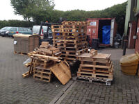 Used Pallets FREE to Collector
