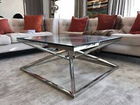 Luxury Coffee Table from Chelsea Apartment
