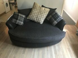Large Cuddle Sofa for sale