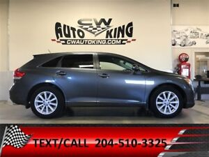 2011 Toyota Venza / Low Kms / 0 Accidents / Manitoba / All Wheel