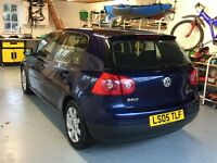 VW Golf GT TDI 2Ltr 5 door mot 12/17 6 speed air con cd / radio serviced 30/12/17 very economical