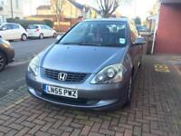 Honda Civic Vtec Executive Automatic
