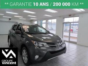 2013 Toyota RAV4 LIMITED **BLUETOOTH**