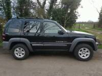 Jeep Cherokee Sport 2.5 Crd Long MOT Manual