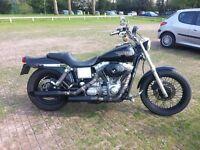 Harley Davidson DYNA Super Glide 1450cc 1999