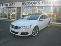 2011 Volkswagen CC SPORTLINE+LEATHER+ SUNROOF+ FULLY LOADED