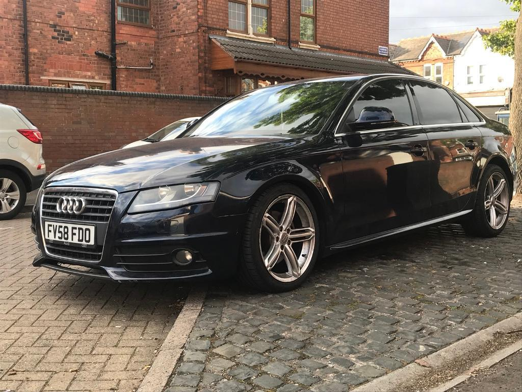 Audi A4 B8 2009 reg Multitronic Automatic Gearbox 2 0 tdi | in Perry Barr,  West Midlands | Gumtree