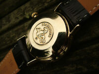 100% Genuine Vintage 1966 Gold Omega Seamaster DeVille Automatic Swiss 34mm Watch YR WARRANTY