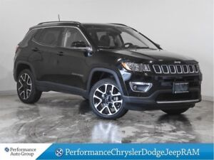 2017 Jeep Compass Limited * NAV * Pano Roof * 4x4