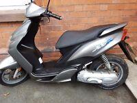 Yamaha jog r 50cc moped
