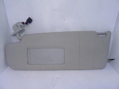 *VW GOLF MK4 1998-2004 PASSENGER LEFT SUN VISOR WITH LOOM 3B0857551R