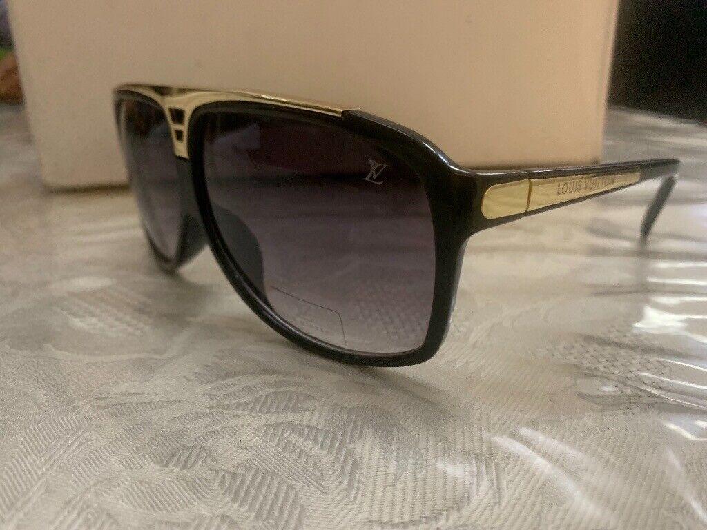 45d1f888639c Louis Vuitton LV Versace Gucci Prada Sunglasses. Wood Green, London £30.00.  https://i.ebayimg.com/00/s/NzY4WDEwMjQ= ...