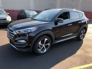 2017 Hyundai Tucson Limited, Automatic, Back Up Camera, AWD