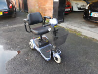Mobility scooter freerider ascot