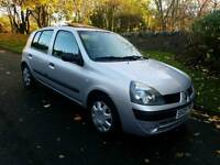 Clean Renault Clio 1.4 Expression