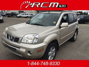 2006 Nissan X-Trail 4dr SE AWD Manual