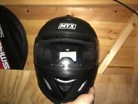 Motorcycle helmet - Medium