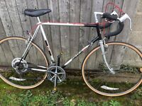 Vintage men's Raleigh winner bicycle