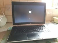 Dell Latitude E6430 laptop. Windows 10, comes with dell carry bag and spare battery.