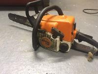 Stihl 018 (MS180) chainsaw