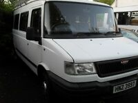 2005 Minibus Sold With full psv, low miles. (Was a School bus)
