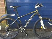 Marin bobcat mountain bike