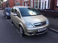 Vauxhall mariva 1.4 petrol 2009